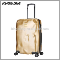 Elegant sky travel luggage, Germany Silent wheel luggage bags cases