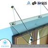 YP-120 Glass Canopy Fittings Cheap Stainless Steel Glass Canopy