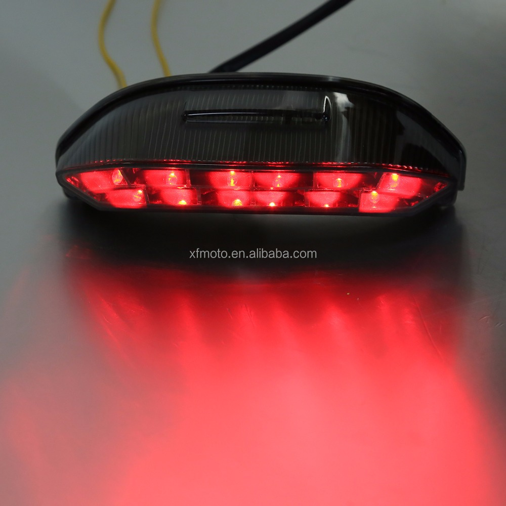 Rear LED Turn Signal Tail Light Integrated For Yamaha YZF YZF-R15 2014-2016 2015
