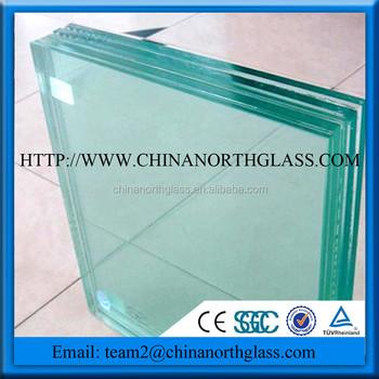Cutting Size 12mm Toughened Glass Sheet For Shower Door