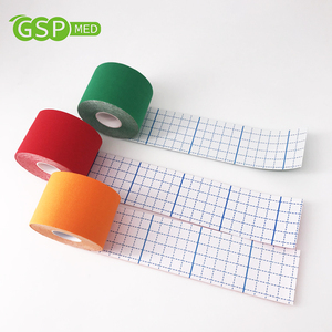 5cmx5m Cotton medical self adhesive kinesiology tape kinematics tex tape for sale