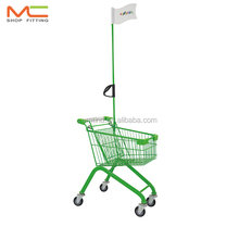 Children shopping cart/kids shopping trolley/Shopping trolley for supermarket
