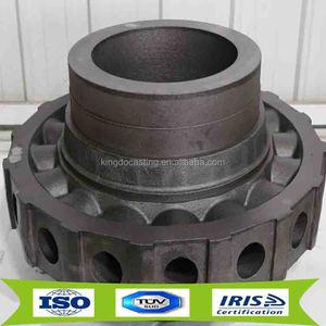 OEM cast iron Motor spare part