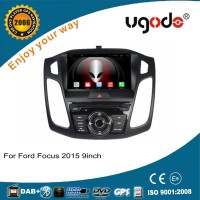 9 inch HD screen android car CD player with gps/bluetooth/3g for Ford focus 2015