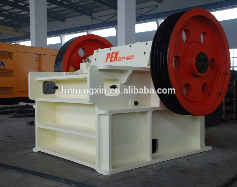 Factory sale high quality european version of jaw crusher /breaker/bucker