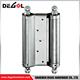 China supplier stainless steel double action spring loaded two way door hinge