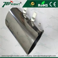 High quality and cheap plastic extruder stainless steel mica band heater with ce certification