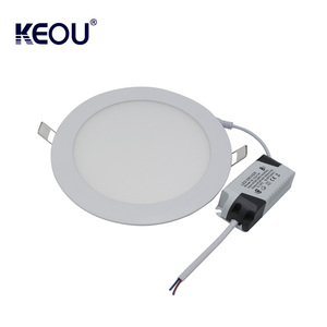 Hot Dimmable 6W/9W/12W/15W/18W/24W LED Recessed Ceiling Panel Down Lights