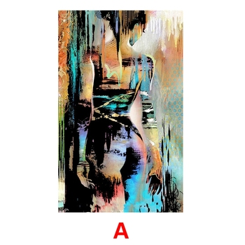 Modern Canvas Handmade Custom Oil Painting Human Body Wall Art Picture For Room Buy Human Body Art Wall Picture Custom Oil Painting Product On Alibaba Com
