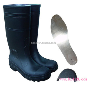 Good Quality Cheapest PVC safety rain Boots