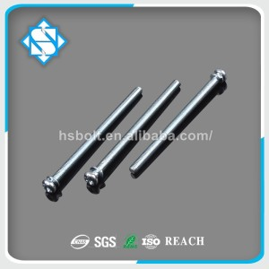Hot Sale Long Thread Special Stainless Steel Machine Screw Self Tapping Screw