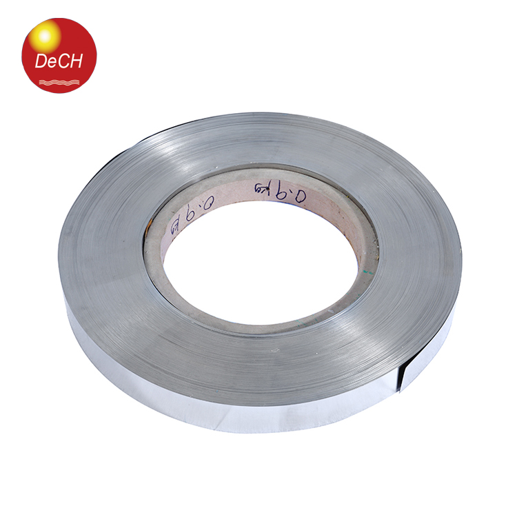 Made in china 0.6mm 3/4H 2B BA finish grade 304 stainless steel strip