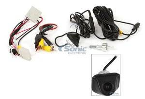Crux Toyota Corolla Rear-View Camera Integration Kit (RVCTY-71L) Add a Rear-View Camera to a Factory Radio in select 2014-2015 Toyota Vehicles