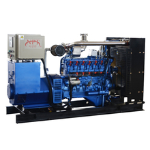 250kva power generator natural gas