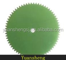 Insulation Sheet Type and Fiberg lass Material epoxy fiber sheet FR-4 board green and yellow color