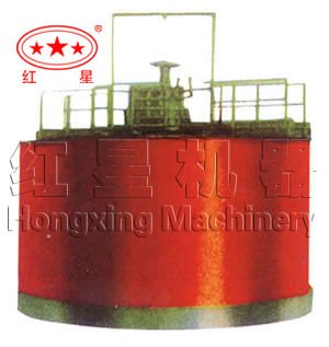 High efficiency mining thickener