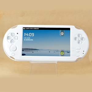 AS-927 5inch Android 4.0 Smart PVP Game Console With Wifi Handheld game players