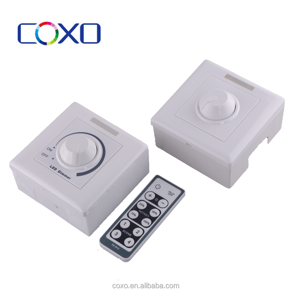 220v Automatic Dimmer Switch for Led Lights