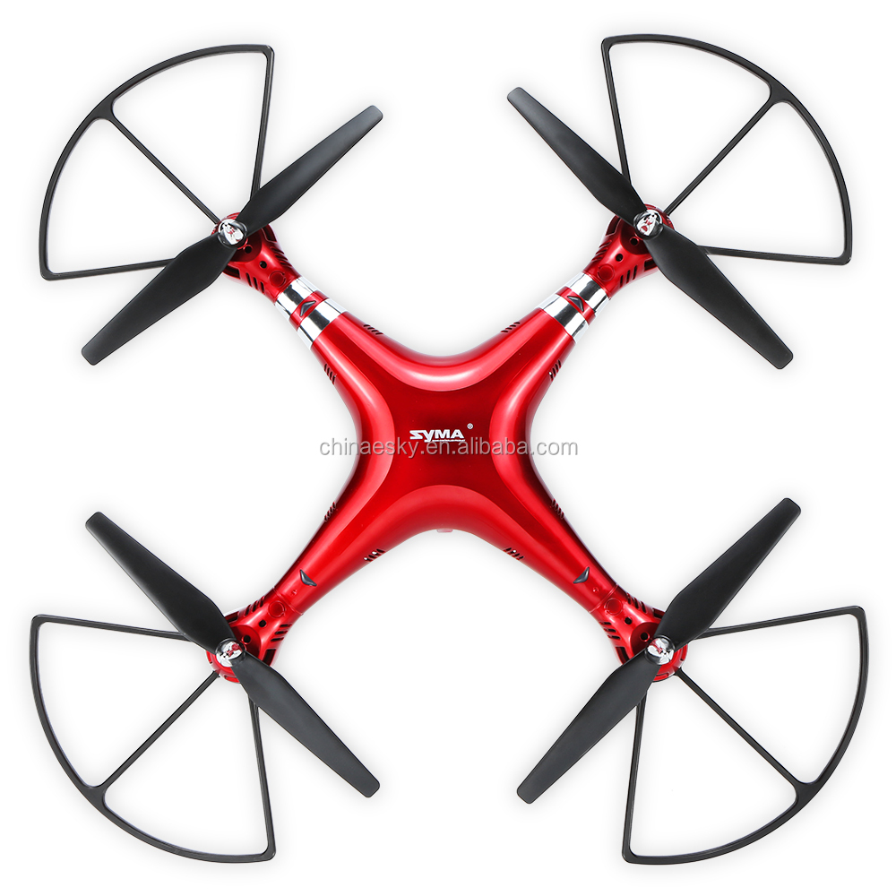 New Arrival Syma X8SW WIFI FPV Drone With 4CH 6Axis Altitude Hold 720P HD Camera 2.4G RC Quadcopter RTF