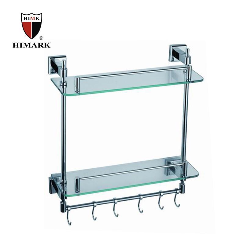 Venta al por mayor estanterias de cristal y acero para - Estanterias de cristal para banos ...