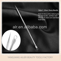 Stainless Steel Blackhead Remover, Acne Away Tools Nose Blackhead Remover Kit For Skin Care