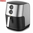 7 Litres digital stainless steel no oil commercial air fryer air cooker turbo air fryer