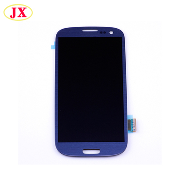 original quality for galaxy s3 i9300 screen with frame