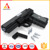Low price black classic pistol gun and bullet toy building bricks