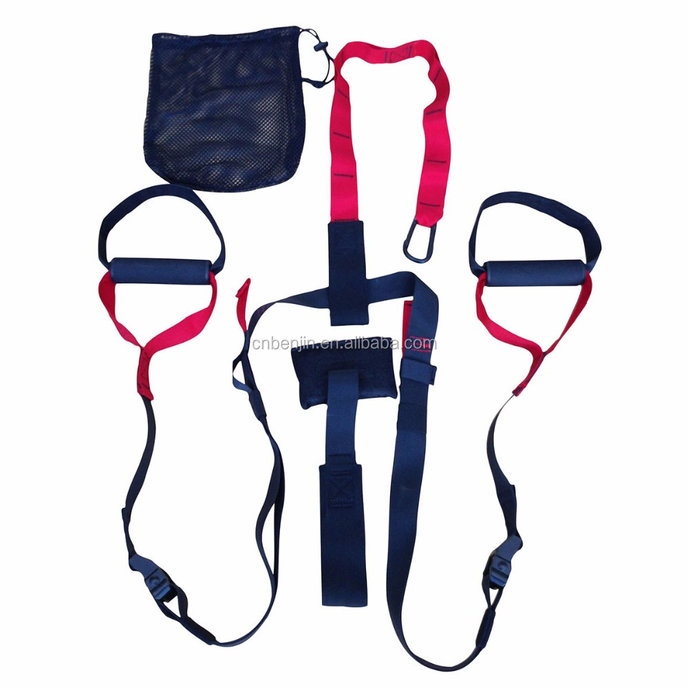 Hanging Workout Fitness Strap Door Ceiling Training
