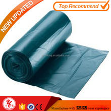 Free sample OEM factory supply durable family Waste flat Bag food waste disposal bag on roll