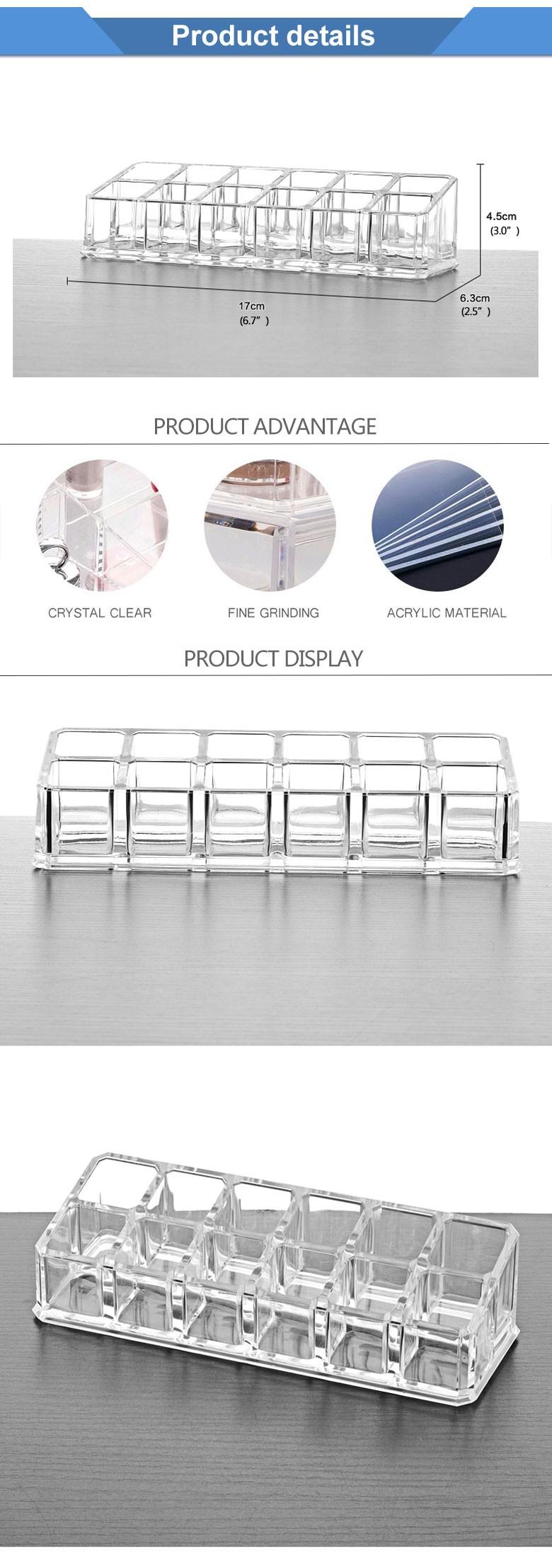China Credible Supplier Acrylic Nail Polish Display Rack Stand ...