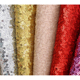 colorful cheap wholesale gold sequin fabric