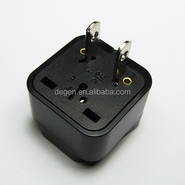 Uk 3 Pin To Philippines 2 Pin Adapter