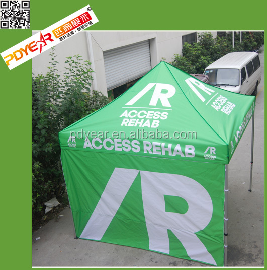 High quality customized outdoor event or exhibition printing tent