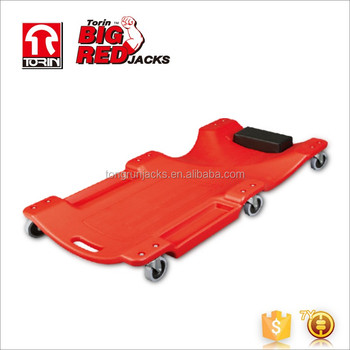 "Tongrun Torin 40"" Plastic Pad Workshop Car Creeper"