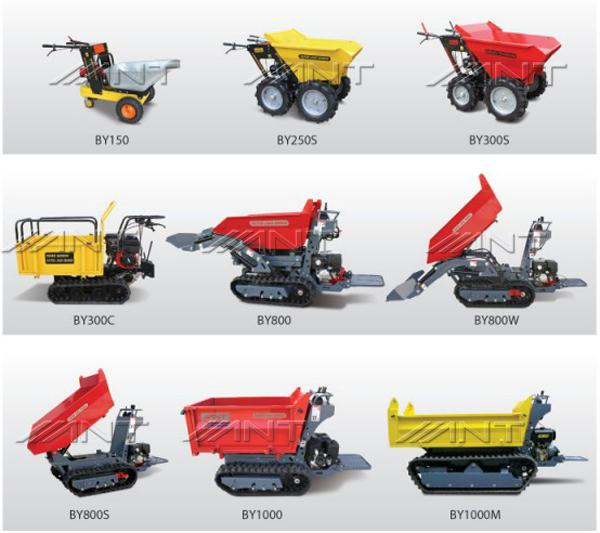 By150 Garden Tractor Aluminum Dump Trailers For Sale