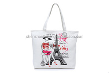 2015 Promotional Cheap Custom printed cotton bag,wholesale cotton bag,Silkscreen Printed Canvas Bag
