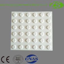 TPU /PVC Cheap Floor Rubber Tiles Tactile Indicator for Blind people