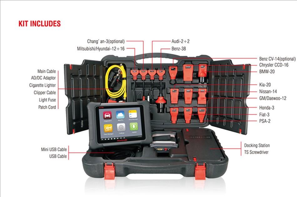 Autel Maxisys Elite Best Automotive Diagnostic Scanner - Buy Autel Maxisys Elite,Automotive ...