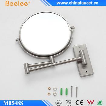 Beelee Rvs Make Up Spiegel Badkamer Vergrootglas Decoratieve Muur Spiegel -  Buy Beelee Rvs Spiegel,Badkamer Vergrotende Spiegel,Decoratieve Muur ...