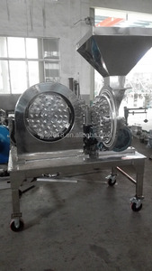 White crystal sugar grinding machine