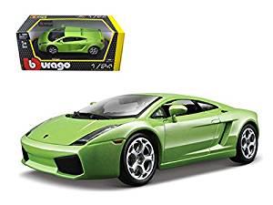 Buy Lamborghini Gallardo Green 1 24 Car Model By Bburago In Cheap