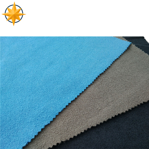 non-woven sea island chamois in roll for auto cleaning