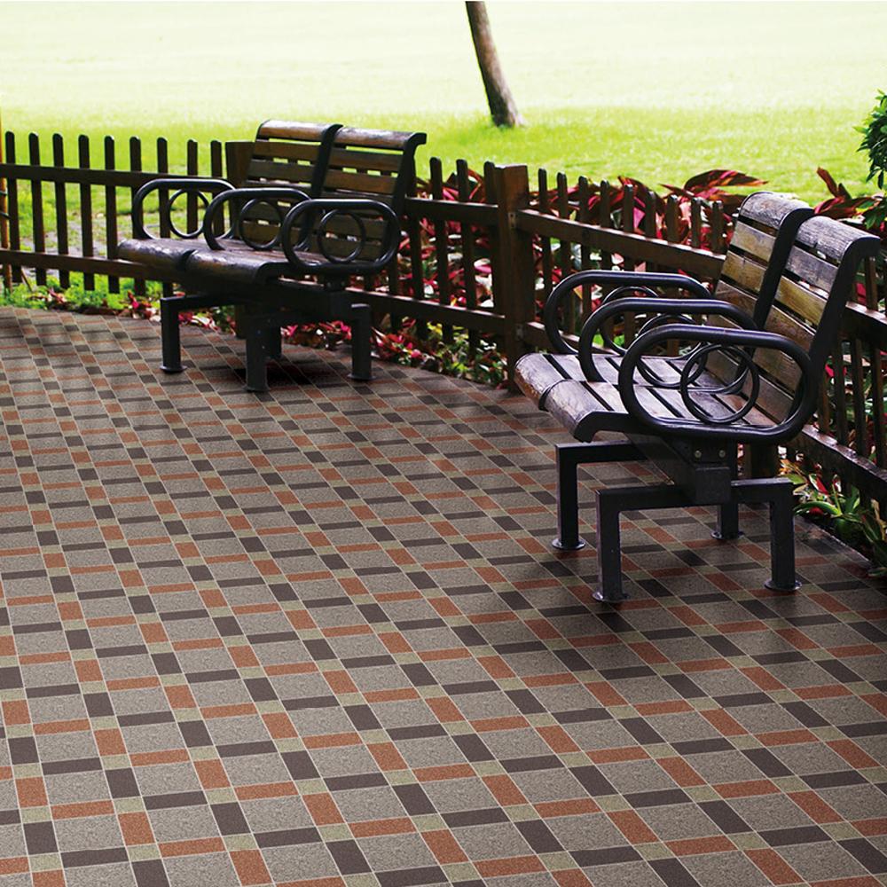 Outside floor ceramic sand tiles paving stone brick