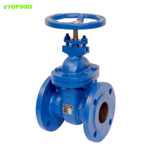 Up to 50% off (inspection) Dn200 Pn16 air conditioning systems. black cast iron gate valve Class