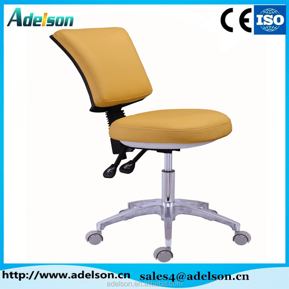 Parts of dental chair - Dental Health Materials Dental Chair Spare Parts Dental Stool Height Adjustable Dentist Stool