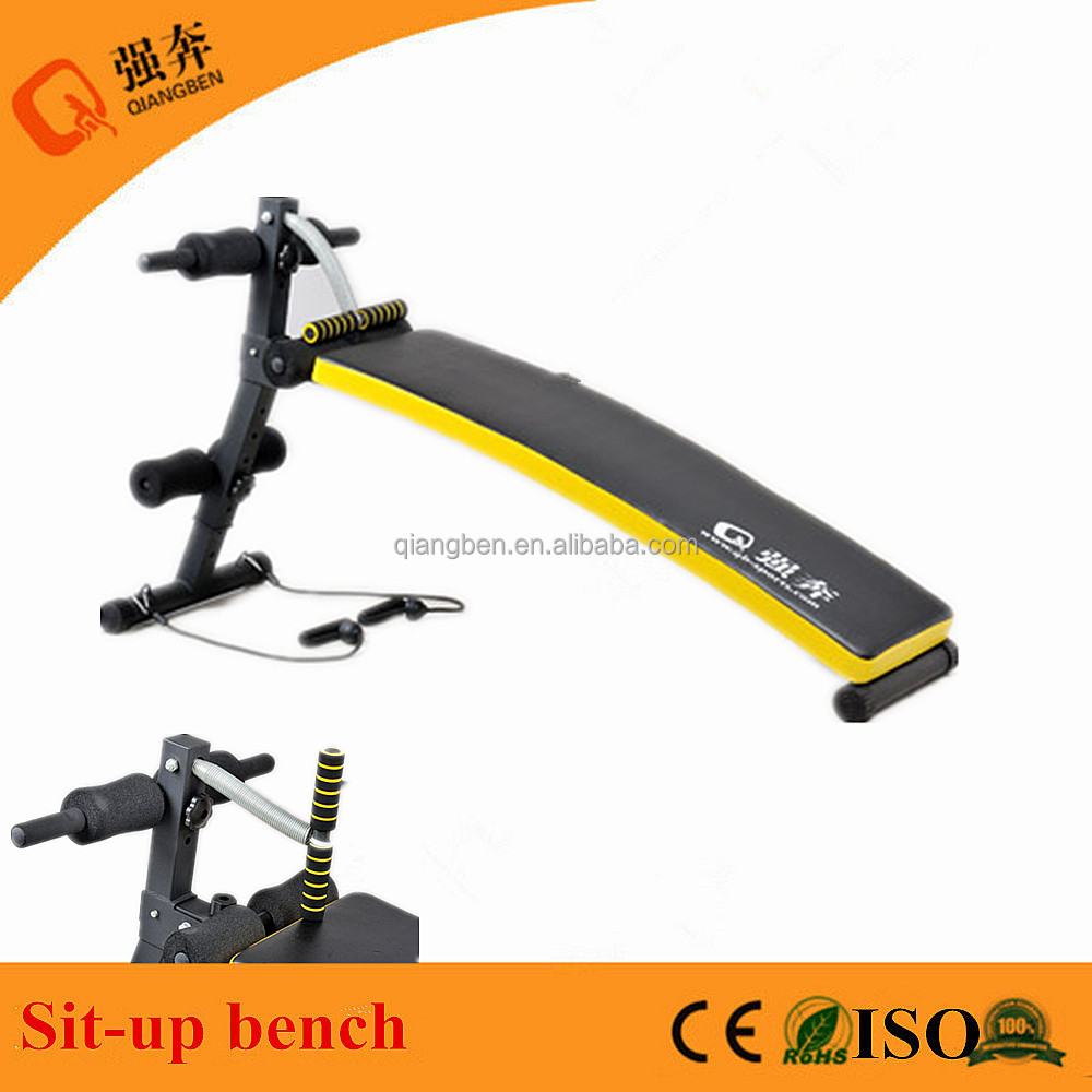 situp abdominal dumbbell bench adjustable spring bench commercial decline fitness bench