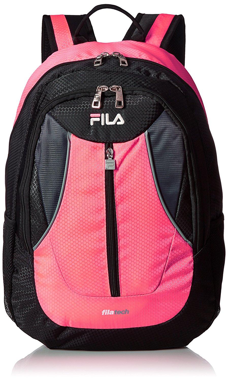 5978d1a69e Get Quotations · Fila Renegade School Computer Tablet Book Bag Multipurpose  Backpack