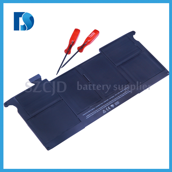 A1406 Original laptop <strong>battery</strong> For APPLE Macbook Air 11.6-inch A1370 2ICP4/46/66-1 2ICP4/72/56-1 <strong>batteries</strong>