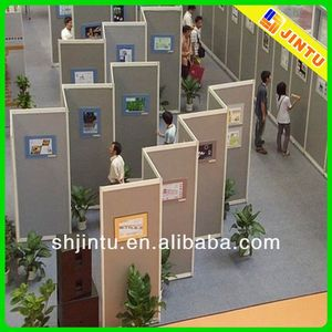 hot sale folding panel display with printing for Shanghai company